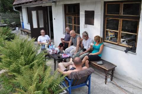 2-4. 8. 2013 sme vyrazili do Čiech aby sme za pomoci miestnych suiseki nadšencov našli nové kamene.
